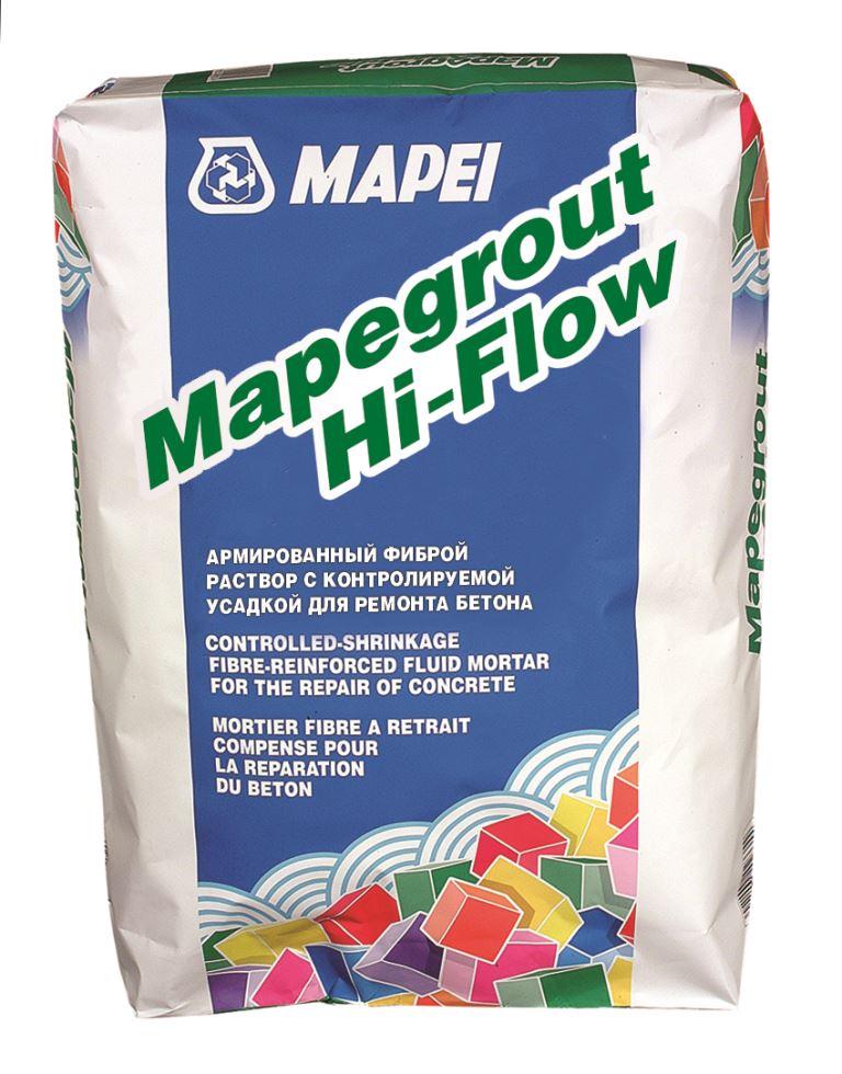 Смесь сухая бетонная mapei mapegrout hi flow коронки алмазные по бетону купить в нижнем новгороде